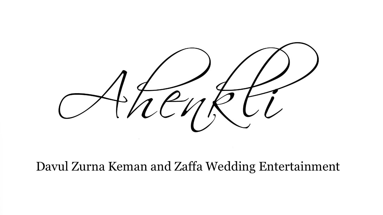 Ahenkli Davul Zurna Keman and Zaffa Wedding Entertainment